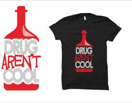 roverhate tarafından Design a T-Shirt for Party Sober Clothing için no 3