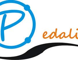 #8 untuk Design a Logo for 'Pedalit' - Cycling Apparel oleh yudi9666