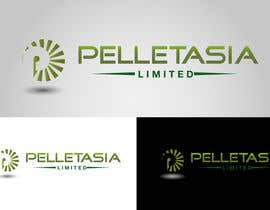 #609 for Design a Logo for Pelletasia af woow7