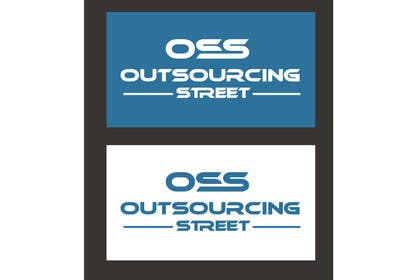 #7 untuk Design a Logo & Business Card for Outsourcing Street oleh irumaziz12