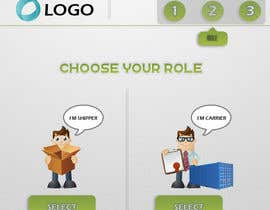 colossuslc tarafından Create two characters for a website Sign Up page için no 4