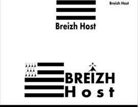 annievisualart tarafından Logo pour une entreprise d'hébergement web bretonne için no 2
