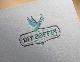 #31 untuk DIY Coffin Club Logo oleh parikhan4i