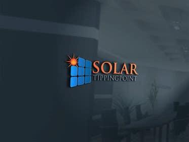 #63 untuk Design a Logo for  Solar Tipping Point oleh walijah