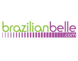 #99 untuk Logo Design Needed for www.BrazilianBelle.com oleh monart4d