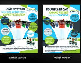 #22 untuk Design a Flyer for OKO H20 products oleh mirandalengo