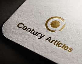 blueeyes00099 tarafından Design a Logo for Century Articles için no 15