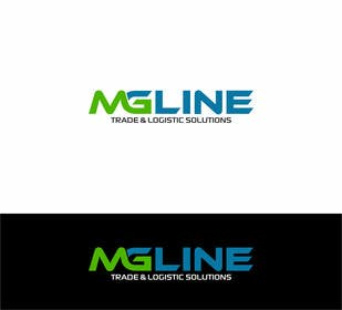 #38 untuk Design a Logo for MGLine Trade & Logistic Solutions oleh eltorozzz