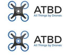 #47 untuk Design a Logo for Drone/Multi-Rotor copter website oleh hics