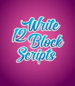 #33 untuk Write12BlockScripts oleh mariusadrianrusu