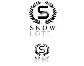 annievisualart tarafından Design a Logo for Hotel Snow için no 6