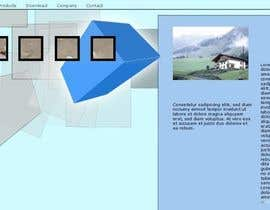 #12 untuk Concevez une maquette de site Web oleh ganzam