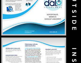 #7 para CREATIVE DESIGN of brochure for DALO por crazy4buttons