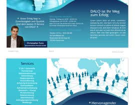 #21 cho CREATIVE DESIGN of brochure for DALO bởi pris