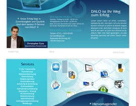 nº 24 pour CREATIVE DESIGN of brochure for DALO par pris