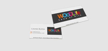 rjsoni1992 tarafından Design a letterhead and business cards for a art company için no 13