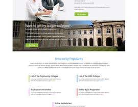 negibheji tarafından Design a Website Mockup for MeetUniv.Com için no 4