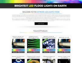 #10 untuk Design a Website Mockup forhttp://extremeledlightz.ca/ oleh chancalkmr