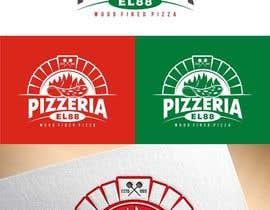 #87 untuk Design a Logo for Pizzeria El 88 oleh amandeepsngh042