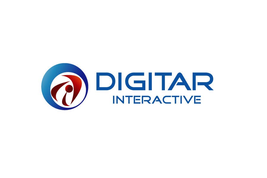 #56 for Design a Logo for Digitar Interactive by won7