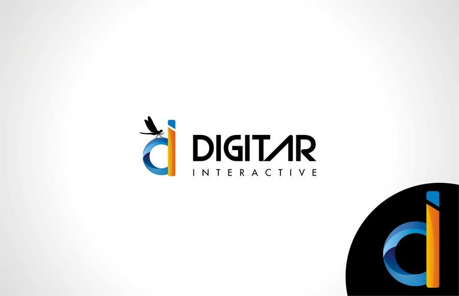 #126 for Design a Logo for Digitar Interactive by nomi2009