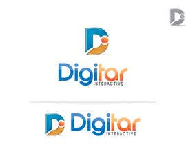 nº 95 pour Design a Logo for Digitar Interactive par ijimlyn