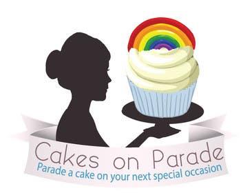 #50 untuk Design a Logo for my Cake decorating business. oleh selinayilmaz1