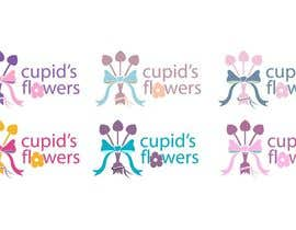 nº 327 pour Design a Logo for CupidsFlowers.ca par FlexKreative