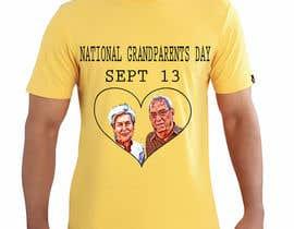 #14 for Design a T-Shirt for Grandparent's Day (September 13) by rjayasuriya