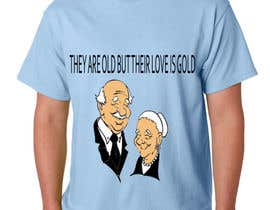 #27 untuk Design a T-Shirt for Grandparent's Day (September 13) oleh rjayasuriya