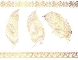 aleksandra10 tarafından Design, illustrate or art work - Metallic temporary tattoo flash sheets Unicorns and love için no 28