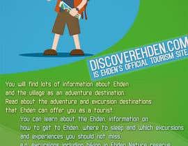 #8 untuk Design a Flyer for discoverehden.com oleh Mohamedsaa3d