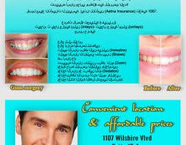 dndwiga tarafından Design a Flyer for Dental office için no 11
