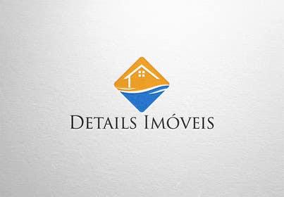 #6 para Projetar um Logo for Detalhes Imóvies por ChKamran