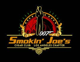 #3 untuk Design a Logo for Smokin' Joe's Cigar Club Los Angeles Chapter. oleh KilaiRivera