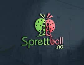 razvanpintilie tarafından Design a Logo for Sprettball.no için no 40