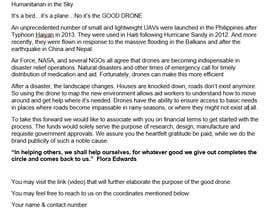 kopalgupta7 tarafından Drone Delivery Kickstarter Campaign için no 4
