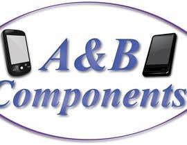 AnimateModifier tarafından Design a Logo for brand: A&B Component için no 28
