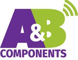 dspurdy tarafından Design a Logo for brand: A&B Component için no 17