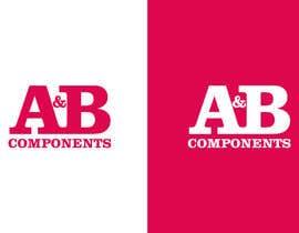 Odaisu tarafından Design a Logo for brand: A&B Component için no 30