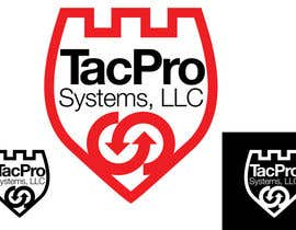#51 para Design a Logo for TAC PRO SYSTEMS por stanbaker