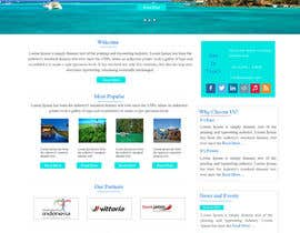 ravinderss2014 tarafından Design Website for Travel Agency için no 29