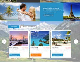 #8 untuk Design Website for Travel Agency oleh yasirmehmood490
