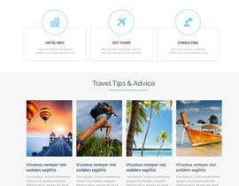 #28 untuk Design Website for Travel Agency oleh lassoarts