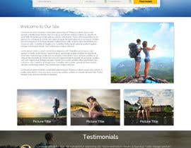 manaqibs tarafından Design Website for Travel Agency için no 1