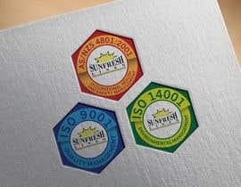 #17 untuk Design 4 Logos for our certification credentials oleh nizagen