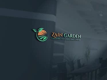 #28 untuk Design a Logo for company called Zain garden oleh olja85