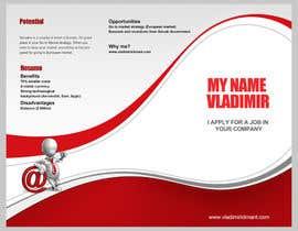 #1 untuk Create brochure oleh modinoart