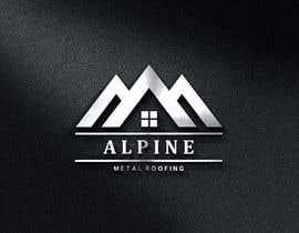 Darusalam tarafından Design a Logo for Alpine Metal Roofing için no 19