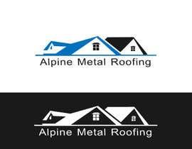 creativeg55 tarafından Design a Logo for Alpine Metal Roofing için no 73